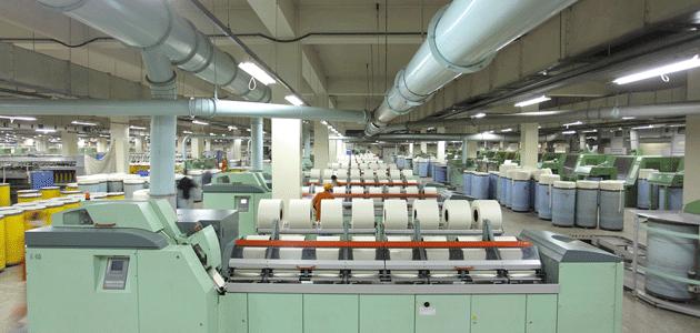 نمایی از وضعیت فعلی صنعت نساجی در یزد